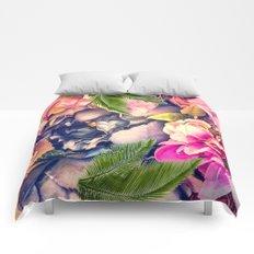 Flower dream Comforters
