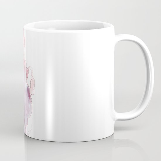 Somewhere in Space Mug