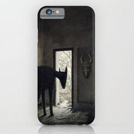 Éxodo iPhone Case