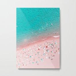 Beach Life 6 Metal Print