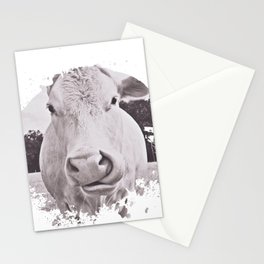 Vintage Bovine Stationery Cards