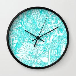 Free Form Wall Clock