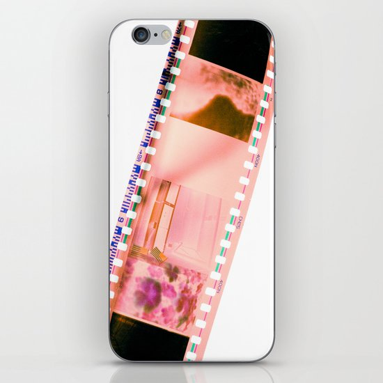 Film Strip iPhone Skin