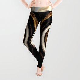 Babylonian Swirl Leggings