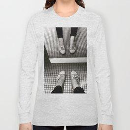 Dirty Rhinestone Disco Long Sleeve T-shirt