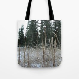 Falltime in Watervalley Tote Bag