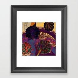 A symphony for Anna Framed Art Print