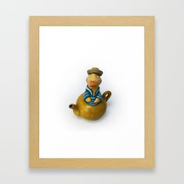 TEA TIME 5 Framed Art Print