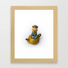 TEA TIME 5 Framed Art Print