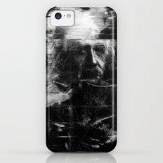 Albert Einstein iPhone 5c Slim Case