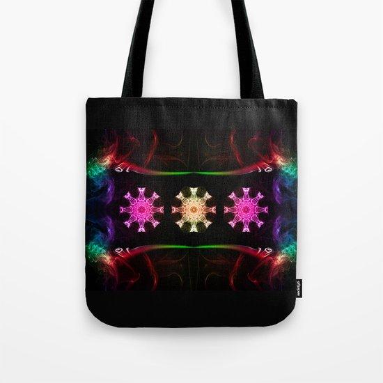 Smoke Art 126 Tote Bag