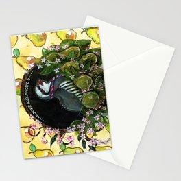 Joyeux Noel Partridge Stationery Cards