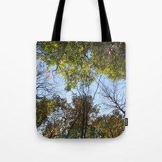 Autumn Vibrance Tote Bag