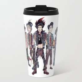 The Lost Boys  from 'Hook' (1991) Travel Mug