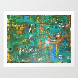 The Leftovers Art Print
