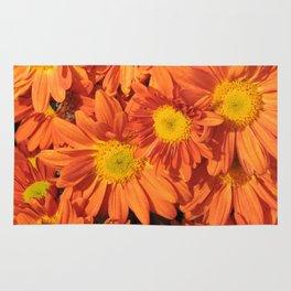 Petals a L'orange Rug