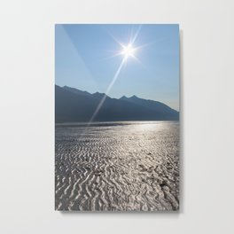 Chilkat River Radiance by Mandy Ramsey Metal Print