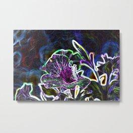 Unique  Metal Print
