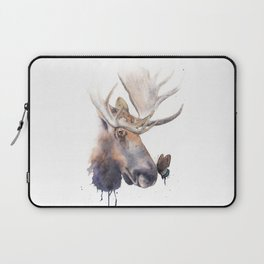Moose Snoot Laptop Sleeve