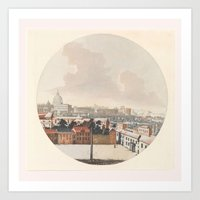 rome Art Prints featuring Rome by anipani