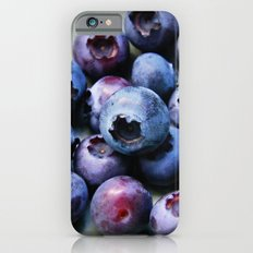 Blueberries - You Know You Want One iPhone 6s Slim Case
