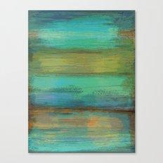 Digital Painting Canvas Print