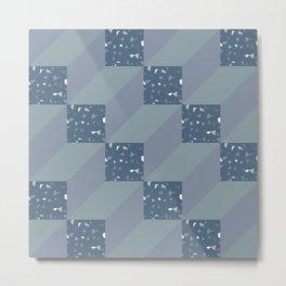 CubesVIII/ Metal Print
