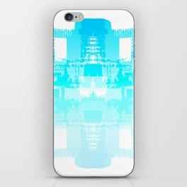 Metrotopia 1 iPhone Skin