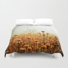 Daybreak in the Meadow Duvet Cover