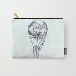Skull Ball Carry-All Pouch
