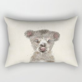little koala Rectangular Pillow