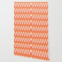 Uende Sixties - Geometric and bold retro shapes Wallpaper