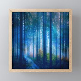 Amazing Nature - Forest Framed Mini Art Print