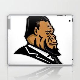 Well-Groomed Gorilla Mascot Laptop & iPad Skin