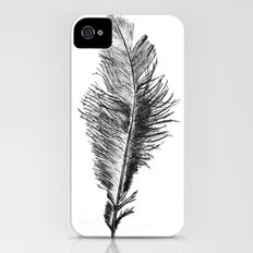 Free Falling Negative iPhone (4, 4s) Slim Case