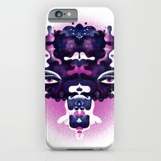 Rorschach madness iPhone 6s Slim Case