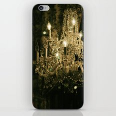 New Orleans Chandelier iPhone & iPod Skin