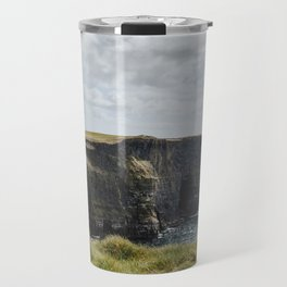 The Cliffs of Moher Travel Mug