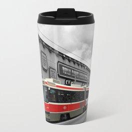 Red Rocket 4b Travel Mug