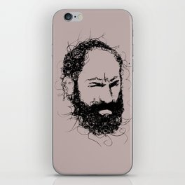 Monte Melkonian iPhone Skin