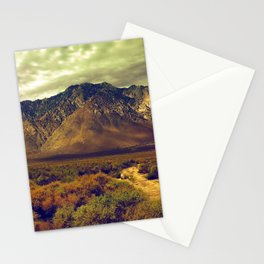 California Postcards Lone Pine Stationery Cards