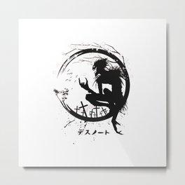 Ryuk Metal Print