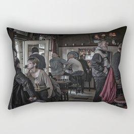 The Usuals Customers Rectangular Pillow