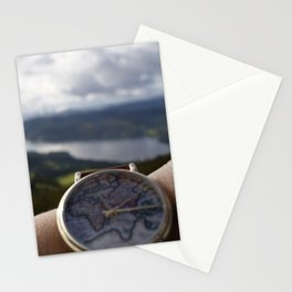 Time to Travel Stationery Cards