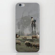 1920 - shepherd iPhone & iPod Skin
