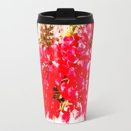 Red my color, my blood. Travel Mug