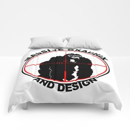 Massive GPX Logo Comforters