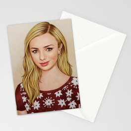 Peyton List  Stationery Cards