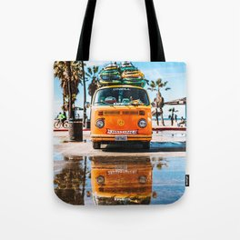 Surfing for life Tote Bag