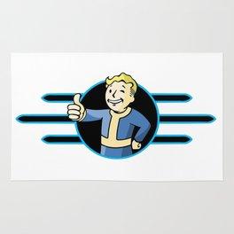 Fallout 4 Vault Boy Thumbs Up Rug
